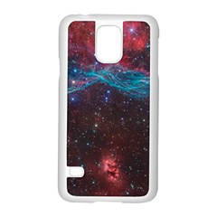 Vela Supernova Samsung Galaxy S5 Case (white)