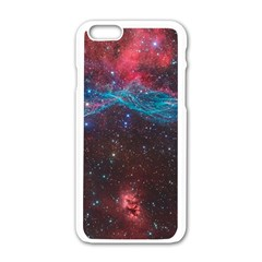 Vela Supernova Apple Iphone 6/6s White Enamel Case
