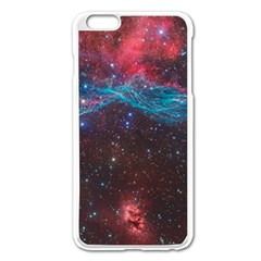Vela Supernova Apple Iphone 6 Plus/6s Plus Enamel White Case by trendistuff