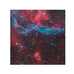 Vela Supernova Small Satin Scarf (square)