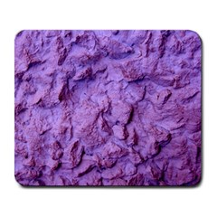 Purple Wall Background Large Mousepads by Costasonlineshop
