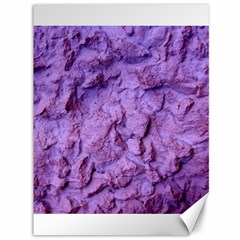 Purple Wall Background Canvas 36  X 48   by Costasonlineshop