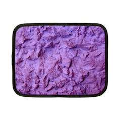 Purple Wall Background Netbook Case (small)  by Costasonlineshop