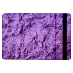Purple Wall Background Ipad Air Flip