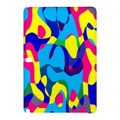 Colorful Chaos			samsung Galaxy Tab Pro 10 1 Hardshell Case by LalyLauraFLM