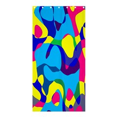 Colorful Chaos	shower Curtain 36  X 72
