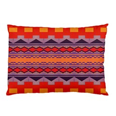 Rhombus Rectangles And Triangles			pillow Case