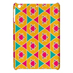 Colorful Stars Pattern			apple Ipad Mini Hardshell Case by LalyLauraFLM