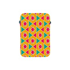 Colorful Stars Pattern			apple Ipad Mini Protective Soft Case by LalyLauraFLM