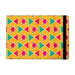 Colorful Stars Pattern			apple Ipad Mini 2 Flip Case