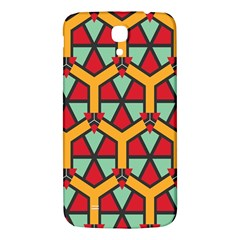 Honeycombs Triangles And Other Shapes Pattern			samsung Galaxy Mega I9200 Hardshell Back Case by LalyLauraFLM
