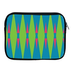 Connected Rhombus			apple Ipad 2/3/4 Zipper Case by LalyLauraFLM