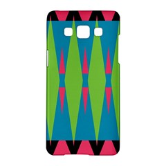 Connected Rhombus			samsung Galaxy A5 Hardshell Case