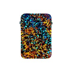 Colorful Seashell Beach Sand, Apple Ipad Mini Protective Soft Cases by Costasonlineshop