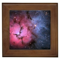 Trifid Nebula Framed Tiles