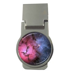 Trifid Nebula Money Clips (round)