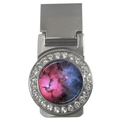 Trifid Nebula Money Clips (cz)