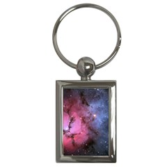 Trifid Nebula Key Chains (rectangle)  by trendistuff