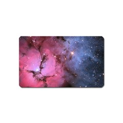 Trifid Nebula Magnet (name Card) by trendistuff