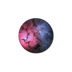 Trifid Nebula Golf Ball Marker (10 Pack)