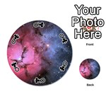 TRIFID NEBULA Playing Cards 54 (Round)  Front - ClubQ