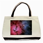 TRIFID NEBULA Basic Tote Bag (Two Sides)  Back