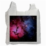 TRIFID NEBULA Recycle Bag (One Side) Front