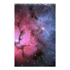 Trifid Nebula Shower Curtain 48  X 72  (small)  by trendistuff