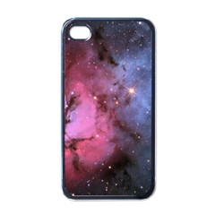 Trifid Nebula Apple Iphone 4 Case (black)