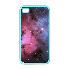 Trifid Nebula Apple Iphone 4 Case (color)