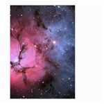 TRIFID NEBULA Small Garden Flag (Two Sides) Back