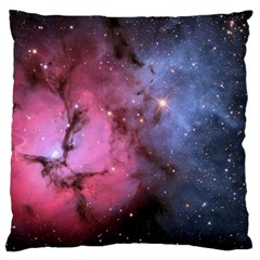 Trifid Nebula Large Cushion Cases (one Side)