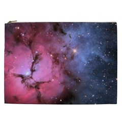 Trifid Nebula Cosmetic Bag (xxl)  by trendistuff