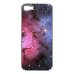 Trifid Nebula Apple Iphone 5 Case (silver)