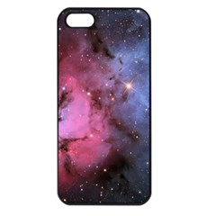 Trifid Nebula Apple Iphone 5 Seamless Case (black)