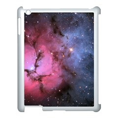 Trifid Nebula Apple Ipad 3/4 Case (white)