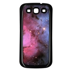 Trifid Nebula Samsung Galaxy S3 Back Case (black)