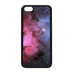 Trifid Nebula Apple Iphone 5c Seamless Case (black) by trendistuff