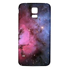 Trifid Nebula Samsung Galaxy S5 Back Case (white)