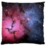 TRIFID NEBULA Standard Flano Cushion Cases (One Side)  Front