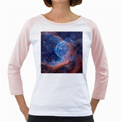 Thor s Helmet Girly Raglans