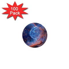 Thor s Helmet 1  Mini Magnets (100 Pack)