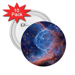Thor s Helmet 2 25  Buttons (10 Pack)