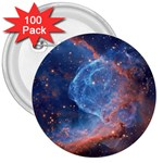 THOR S HELMET 3  Buttons (100 pack)  Front