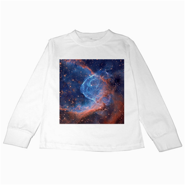 THOR S HELMET Kids Long Sleeve T-Shirts