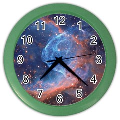 Thor s Helmet Color Wall Clocks