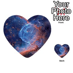 Thor s Helmet Multi Purpose Cards (heart)