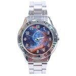 THOR S HELMET Stainless Steel Men s Watch Front