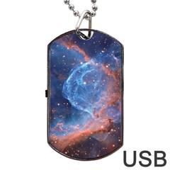 Thor s Helmet Dog Tag Usb Flash (one Side)
