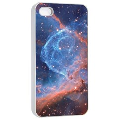 Thor s Helmet Apple Iphone 4/4s Seamless Case (white) by trendistuff